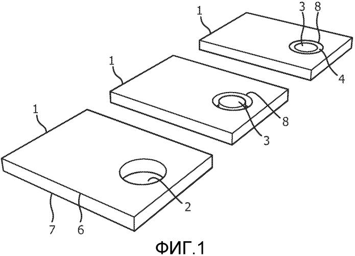 Медицинское устройство с ультразвуковыми преобразователями, встроенными в гибкую пленку