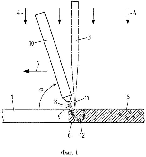 Способ соединительной сварки оснащенных покрытием стальных листов