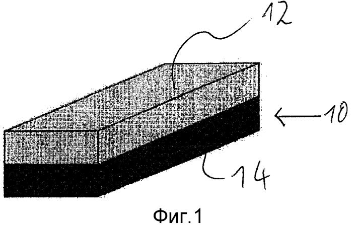 Композитный огнеупорный материал для внутренней футеровки доменной печи
