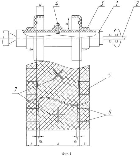 Способ изготовления переходных фланцевых фитингов из армированного композиционного материала и набор оснастки для осуществления способа (варианты)
