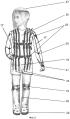 Способ нейродинамической (нейросенсорной) коррекции для восстановления двигательных, позных, сенсорных и когнитивных функций у больных с патологией нервной системы и опорно-двигательного аппарата и костюм для его применения