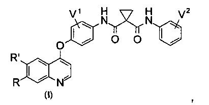 Хинолил-содержащее соединение гидроксамовой кислоты, способ его получения, а также применение при лечении заболеваний, вызванных аномальной активностью протеинкиназы и/или гистондеацетилазы