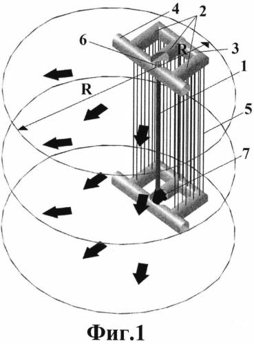 Способ разгрузки удароопасных и структурно нарушенных участков месторождений