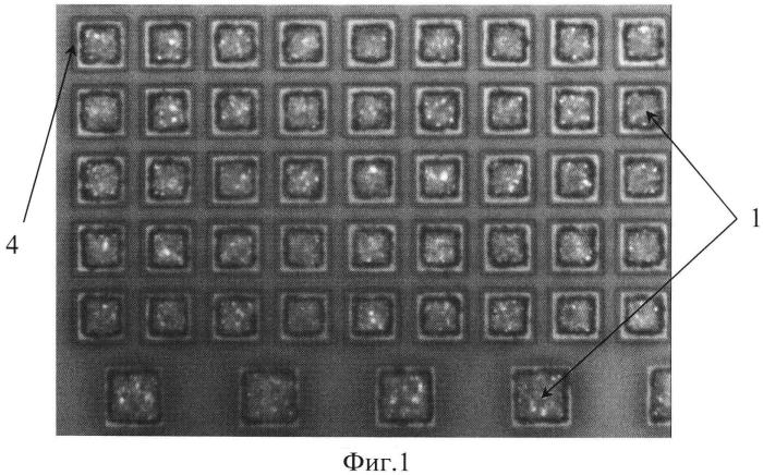 Способ изготовления матричного фотоприемника
