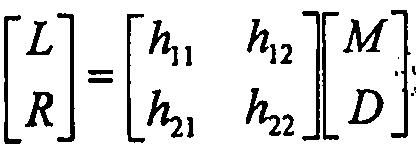 Устройство для декодирования сигнала, содержащего переходные процессы, используя блок объединения и микшер