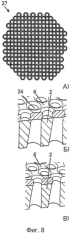 Устройство распределения массы и формовочное устройство