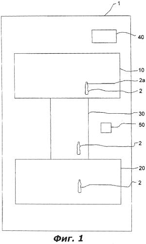Транспортное устройство, способ транспортировки для обрабатывающей установки для обработки контейнеров и обрабатывающая установка для обработки контейнеров с таким транспортным устройством