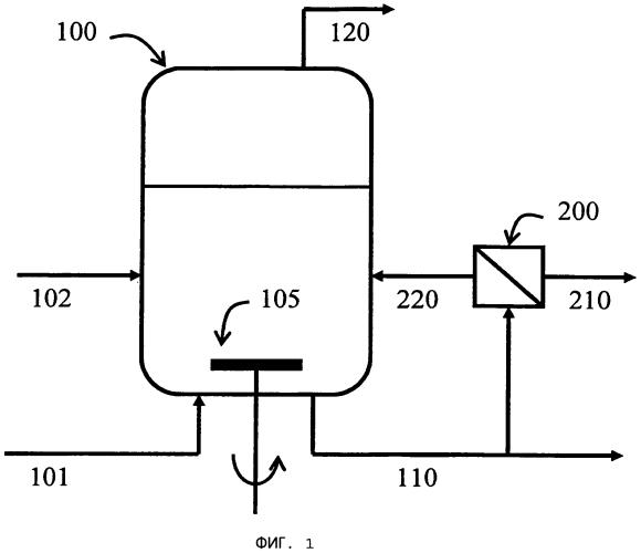 Способ ферментации газа, содержащего монооксид углерода