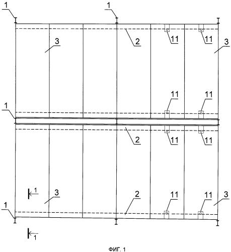 Металлический каркас здания и способы его возведения