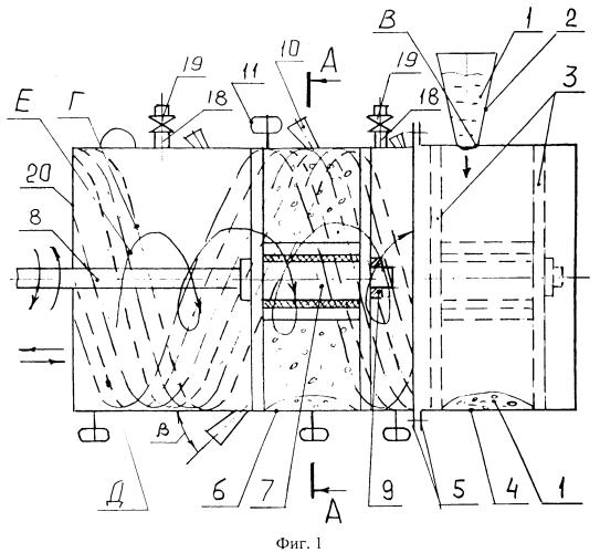 Способ получения трехкомпонентного сплава алюминий-цинк-кремний из водной суспензии частиц руд, содержащих соединения алюминия, цинка и кремния и устройство для его осуществления