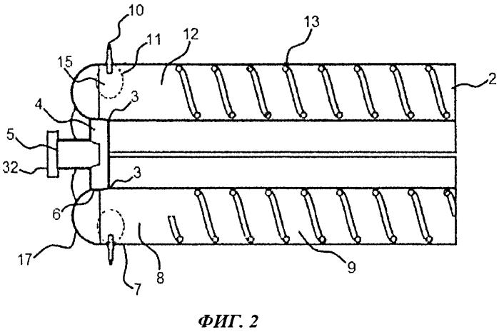 Многотрубный бесклапанный двигатель с импульсной детонацией