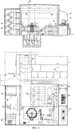 Автоматизированный комплекс для изготовления композиционных материалов