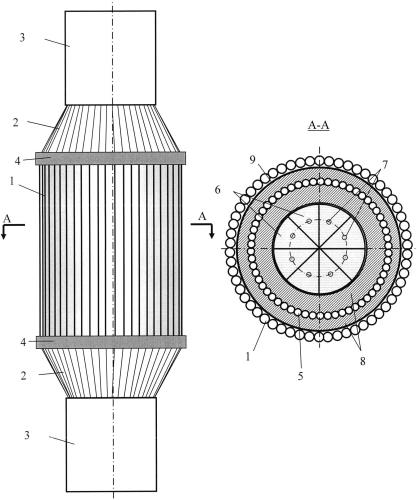 Спектрометрический позиционно-чувствительный детектор