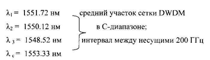 Волоконно-оптическая солитонная система передачи синхронных цифровых каналов