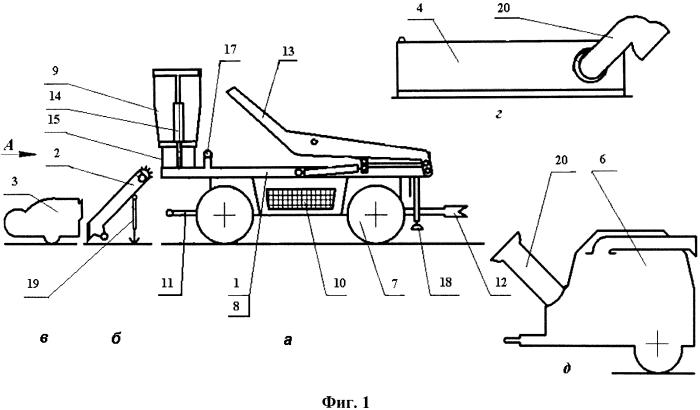 Энергосредство для агрегатирования с набором сменяемых модулей-адаптеров при производстве сельскохозяйственной продукции