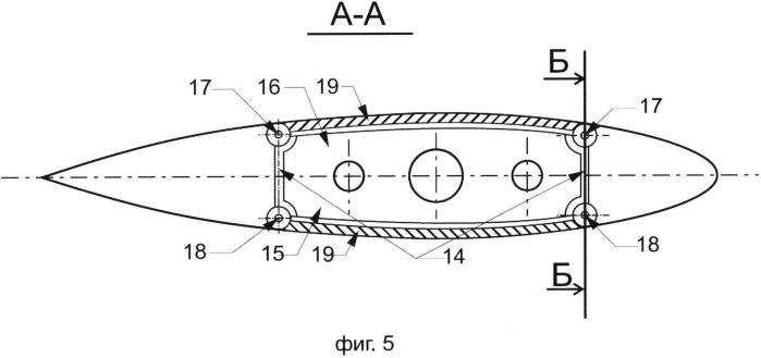 Способ управления упругими изгибными и крутильными деформациями несущей поверхности и устройство для его реализации