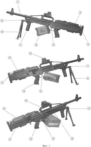 Малогабаритное стрелковое оружие