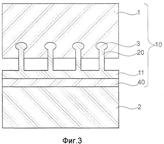 Конструкция для присоединения термоизоляционного материала к металлической конструкции