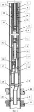 Штанговая насосная установка для одновременно-раздельной эксплуатации двух пластов