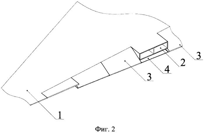 Способ увеличения подъемной силы самолета и устройство для его реализации