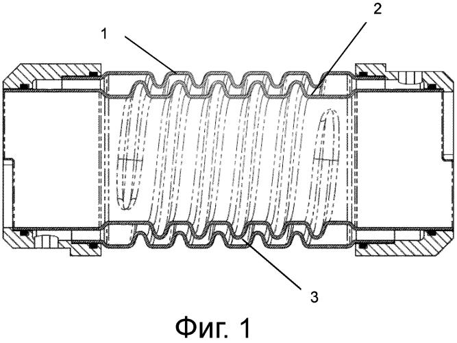 Трубчатый модуль