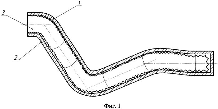 Способ получения отверстий сложной формы в крупногабаритных отливках