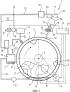 Бытовой прибор с накопительным резервуаром и генератором окисляющего средства и способ эксплуатации такого прибора