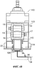 Правильное устройство с гиперболическими роликами для металлических изделий и способ, выполняемый посредством такого устройства