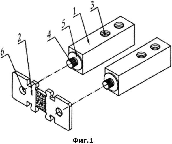 Соединительное приспособление для соединения измерительного устройства и контактного модуля