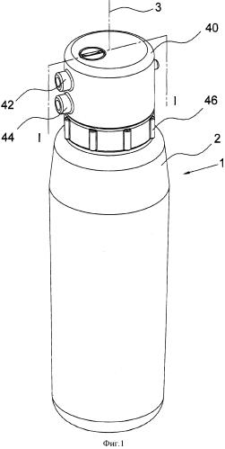 Устройство для обработки воды, в частности, фильтрующее устройство и картуш