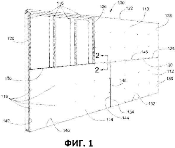 Шовный герметик, стеновая конструкция и связанные с ними способы и продукты