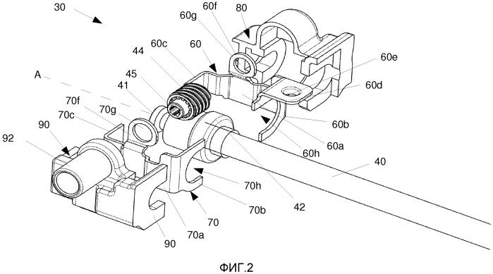 Регулирующий механизм, в частности, для продольной регулировки сиденья автомобиля