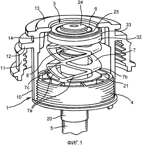 Пригодный для повторного использования клапанный затвор для бочки