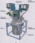 Целлюлозная мука для изоляции водоносных или обводненных пластов с целью повышения нефтеотдачи и способ ее получения