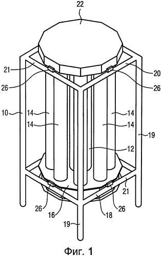 Печь для термообработки объектов