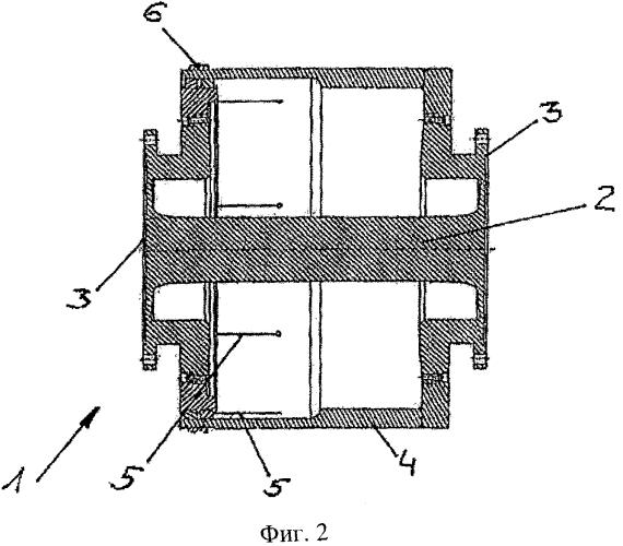 Устройство для демпфирования колебаний в приводном механизме
