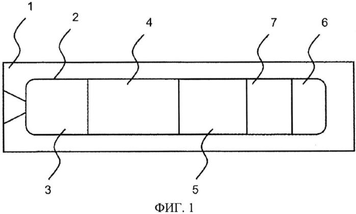 Способ определения маркера в малом объеме образца биологической жидкости
