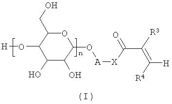 Способ получения гликозидов акрилатных производных с применением сахаридов и гликозидаз
