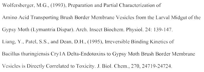 Контроль устойчивости насекомых с помощью комбинации белков cry1be и cry1f