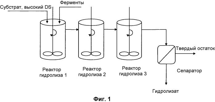Ферментативный гидролиз целлюлозы