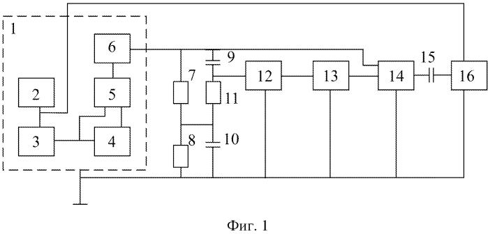 Измеритель параметров двухполюсников