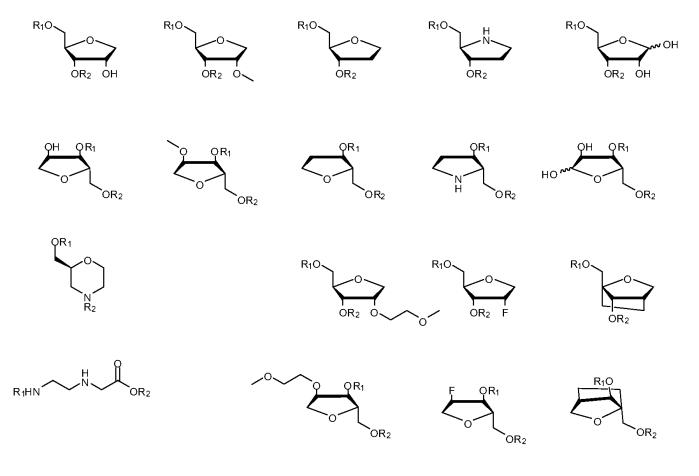 Процесс выделения целевого олигонуклеотида из смеси
