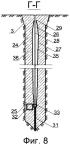 Способ в.с. скального изготовления буронабивных свай и устройства для его осуществления