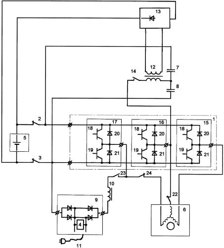 Бортовое зарядное устройство
