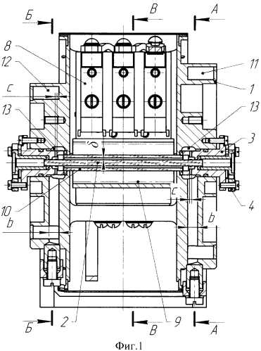 Оптическая усилительная головка с контротражателем диодной накачки