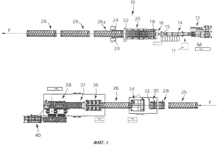 Теплоизоляционная панель, выполненная из закрытопористого вспененного экструдированного полистирола, способ и производственная линия для изготовления такой панели