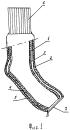 Носок лечебный (варианты)