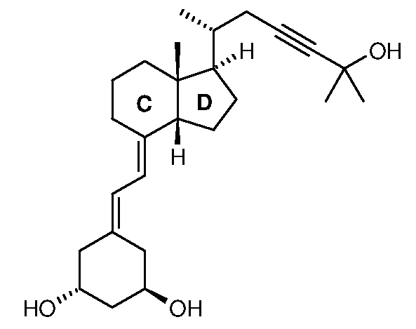 Составы 14-эпи-аналогов витамина d