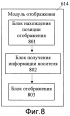 Способ и система отображения информации сетевых носителей
