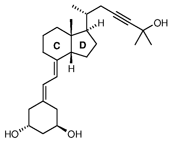 Новые составы 14-эпи-аналогов витамина d